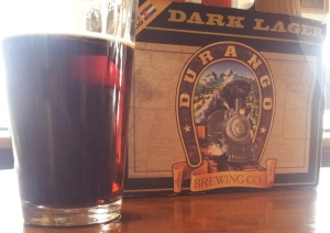 Durango Dark Lager will be one of the featured beers at Hopfest. Huzzah!