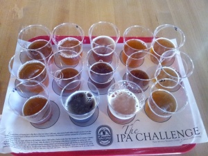 There will be another 14 breweries submitting their beers this year for all of us to choose between.