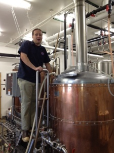Brewer Manuel Mussen may soon be brewing for two Nexus locations instead of just one.