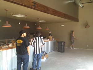 Bosque has come a long way since the Crew took a tour even before the first pint was brewed.