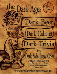 The Crew compels you to join us for a night of awesome fun and decadent dark beers.
