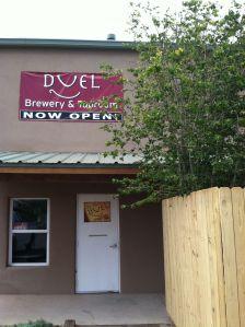 At long last, Duel Brewing has opened its doors in Santa Fe.
