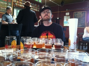 Stoutmeister puts on his serious face to handle The Week Ahead in Beer.