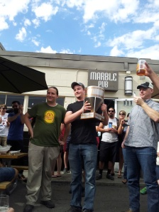 Marble Brewery downtown has hosted many big events, including this year's IPA Challenge.