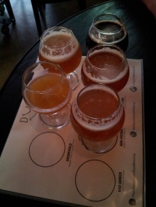 A sampler of Belgian goodness, just an hour north of Albuquerque.