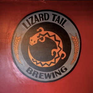 Lizard Tail was one of several new breweries to open in 2014.