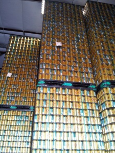SFBC isn't kidding when they say Happy Camper IPA accounts for more than half of their production.