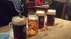 German beer halls are an experience beyond just what's in your glass.