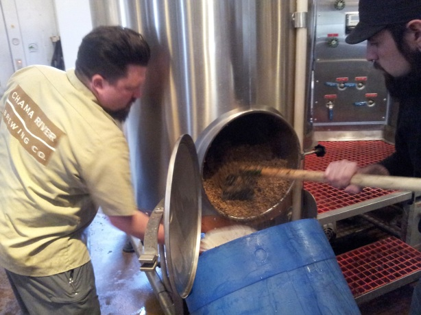 Working at a brewery is not always glamorous, nor is it always just about brewing.
