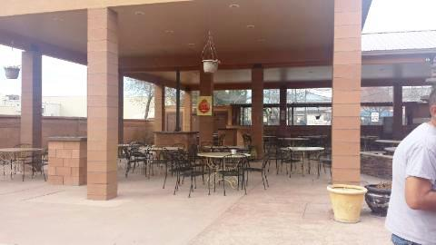 Cazuela's plans to have some fun events on the patio this summer.