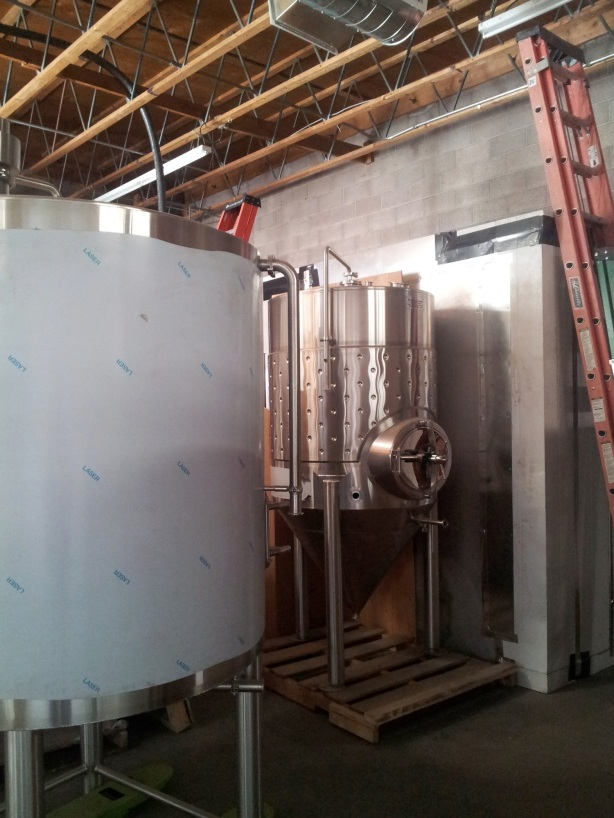 There is 90-percent overlap in the equipment for distillation and brewing.