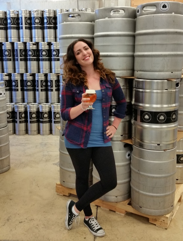 Bosque Brewing general manager Jessica Myers now oversees three locations in two cities.