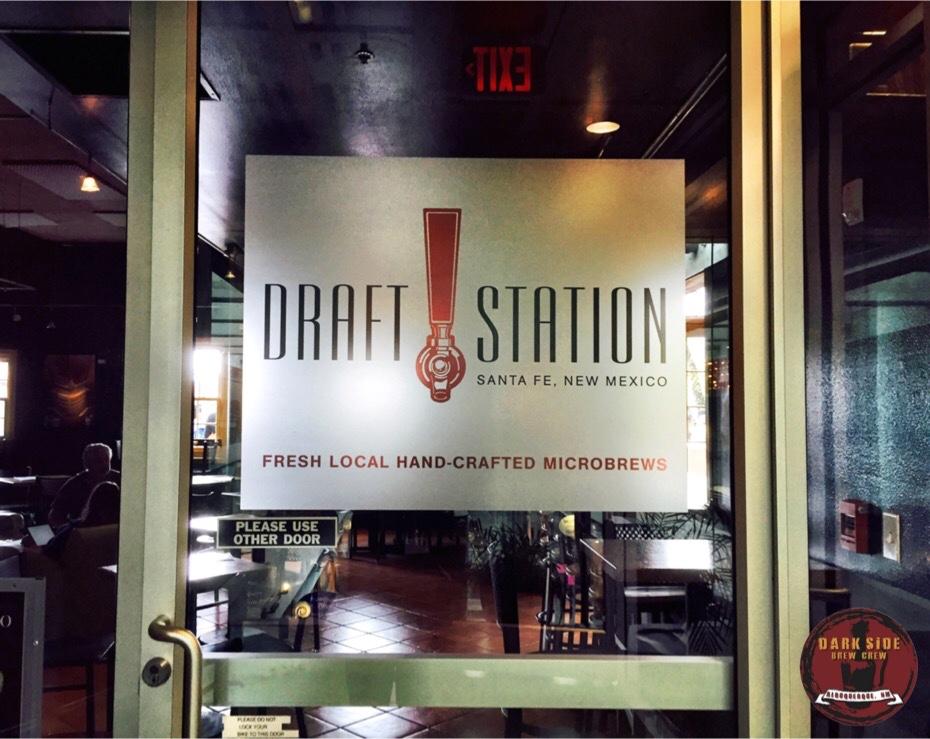 Draft Station Dark Side Brew Crew