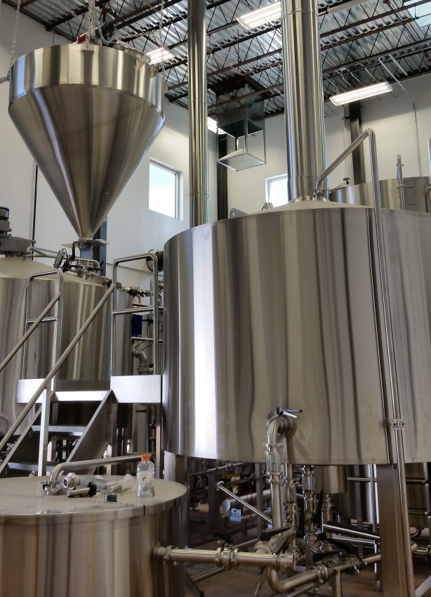 La Cumbre's shiny new 30-barrel brewhouse is just another sign of the tremendous growth of the craft brewing scene here in New Mexico.
