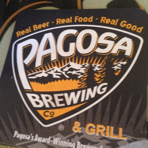 The good folks at Pagosa Brewing have stepped up their game.