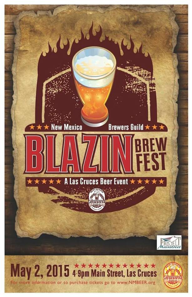 Las Cruces' biggest beer festival is back. (Image courtesy of the NM Brewers Guild)