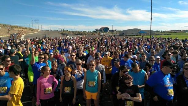 The ABQ Brew Dash is back, but this year it will be downtown instead of Balloon Fiesta Park.