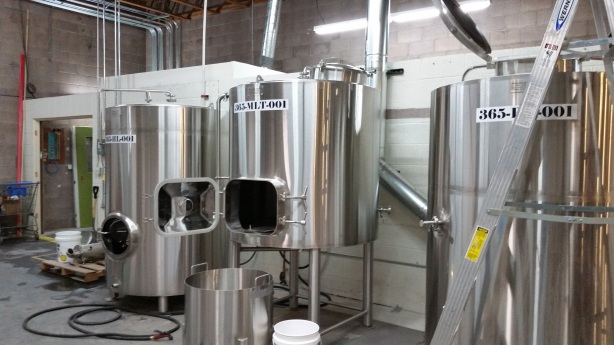 It turns out the same equipment used for distilling can be used for brewing, too.