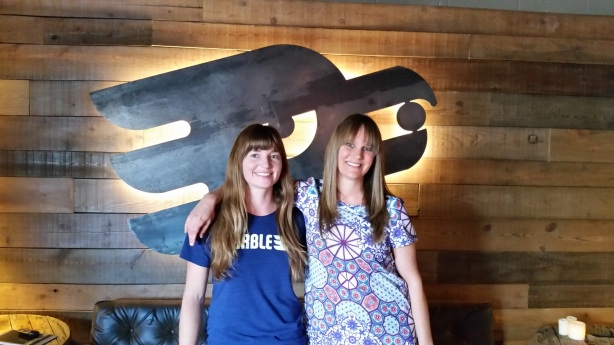 Brewer Anna Kornke, left, and Director of Marketing Amberley Rice are two of the most important staff members at Marble that most people have probably never met.