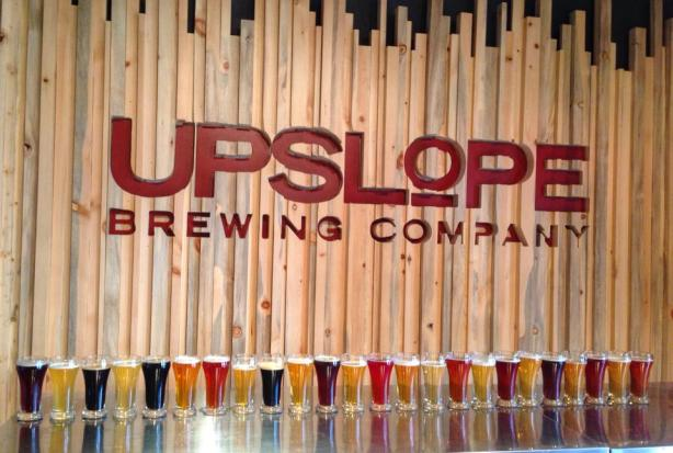 Welcome to Albuquerque, Upslope! (Photo courtesy of their Facebook page)