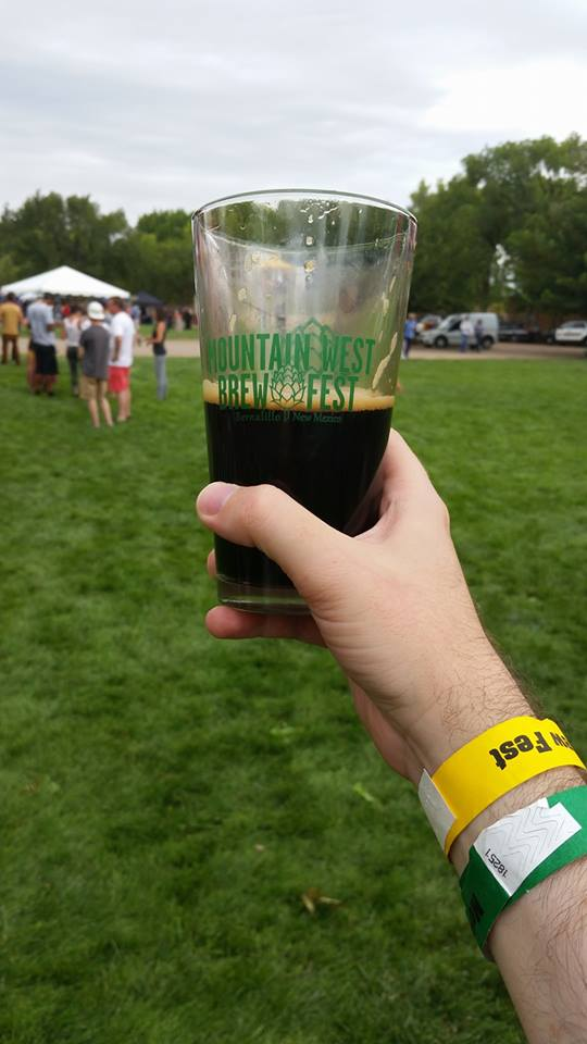 Cheers to you, Mountain West Brew Fest! See you in 2016!