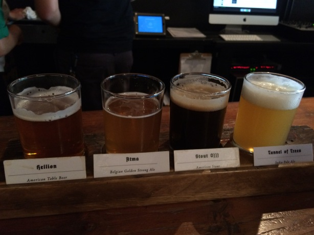 Oh, glorious flight of TRVE brews.