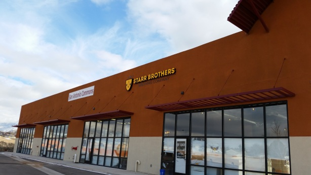 Starr Brothers Brewing is moving closer to opening early in 2016.
