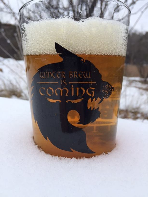 WinterBrew is sold out for 2016, so 800 lucky people are going to have some awesome beers this Friday!