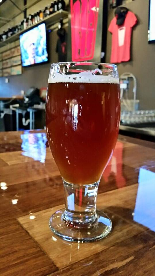 Your choice for the best beer name of 2015 was Red Door's Baby Got Bock.