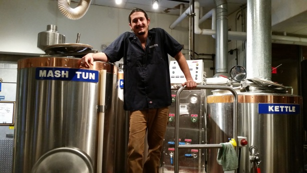 Brewer Andrew Krosche has taken the reins at Chama River.