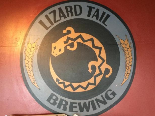 Lizard Tail hopes to eventually move out of their current location into a proper brewing space.