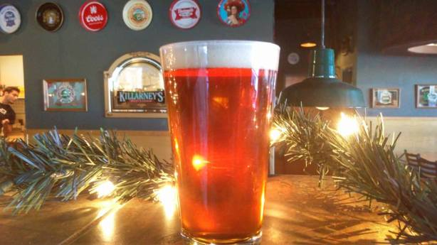 While seasonals like O Tannenbaum are popular, Tim wants to hone in the regular beers. (Photo courtesy of TMBC)