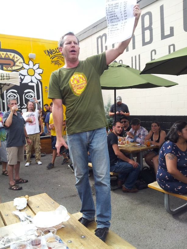 After four years of faithful service, Chris Goblet is no longer executive director of the NM Brewers Guild.