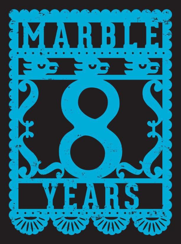 It's party time at Marble!