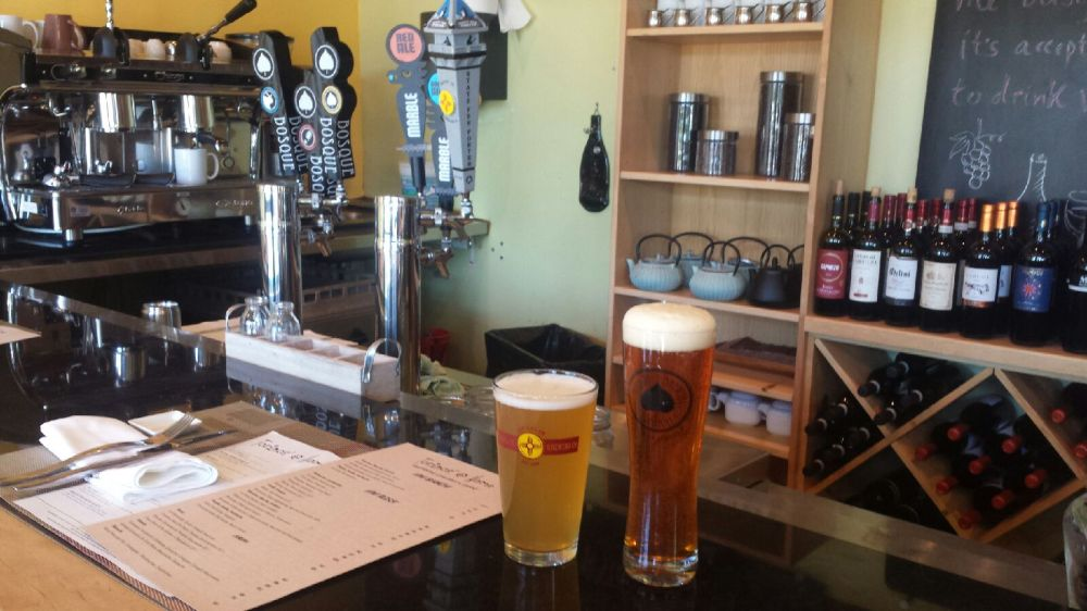 All local taps was a good idea, in our humble opinion.