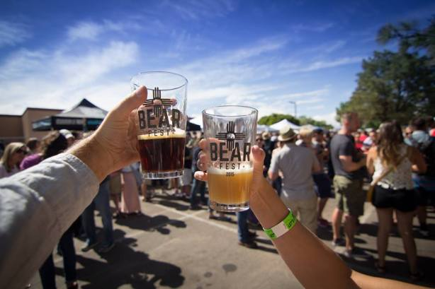 The first BearFest was a hit, now it is time to raise a glass for round two! (Photo courtesy of Boxing Bear)