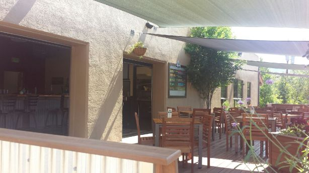 The new patio at Durango Brewing makes it an even more inviting place.