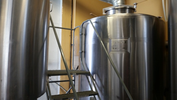 The brewhouse is only two years old and does not need to be replaced.