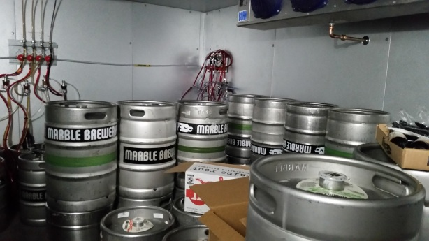 More beer is coming! Rejoice!