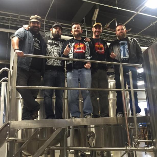 Think you have what it takes to join this motley bunch and write about local craft beer? Send us an application! (A beard is not required, FYI)