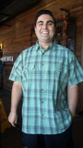 Antonio Fernandez is the fourth brewer in Ponderosa's short history.