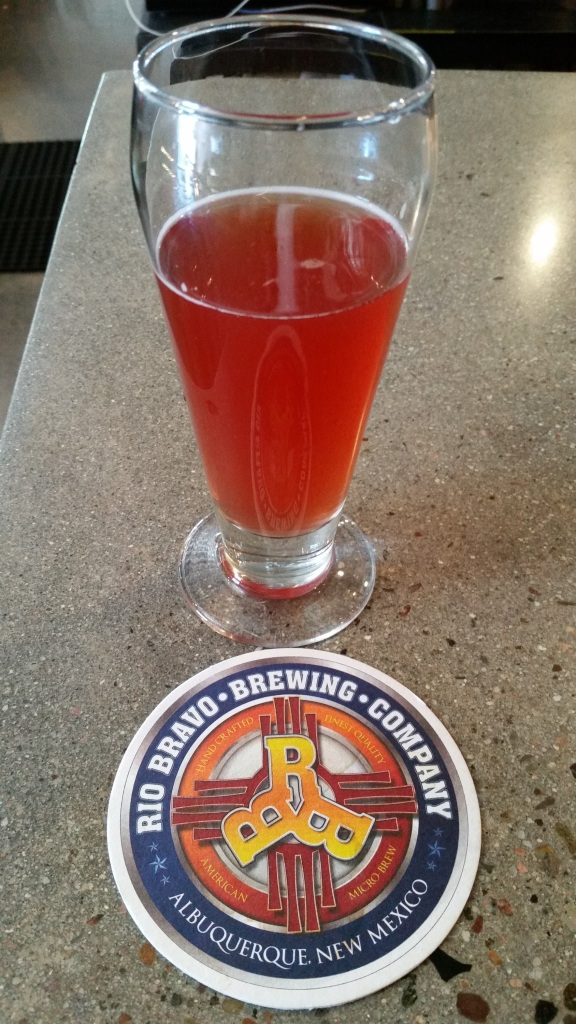 The Raspberry Sour makes its debut today at Rio Bravo.