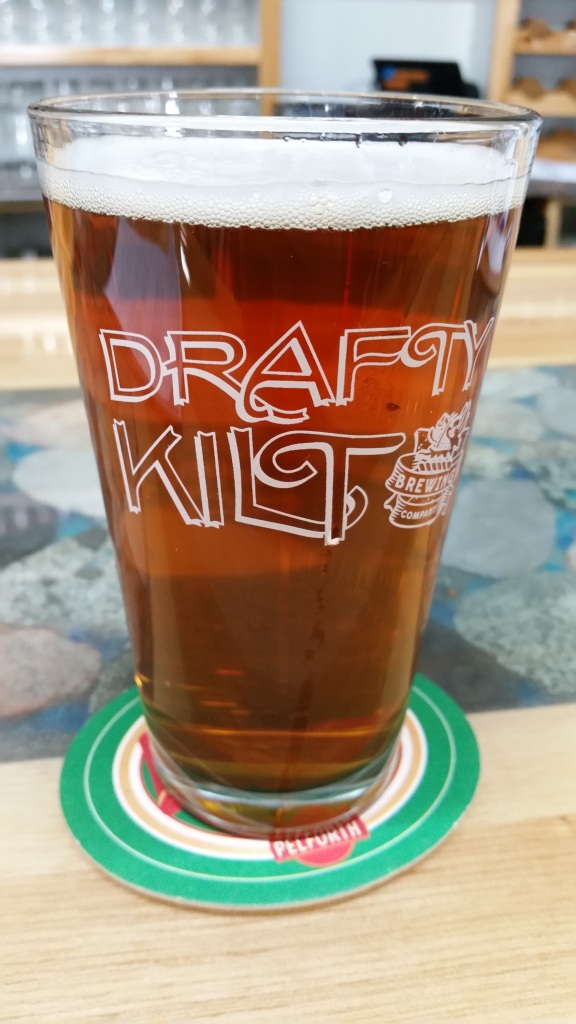 The taps are flowing at Drafty Kilt, with the Groundskeeper Willie Cream Ale quickly becoming a hit.