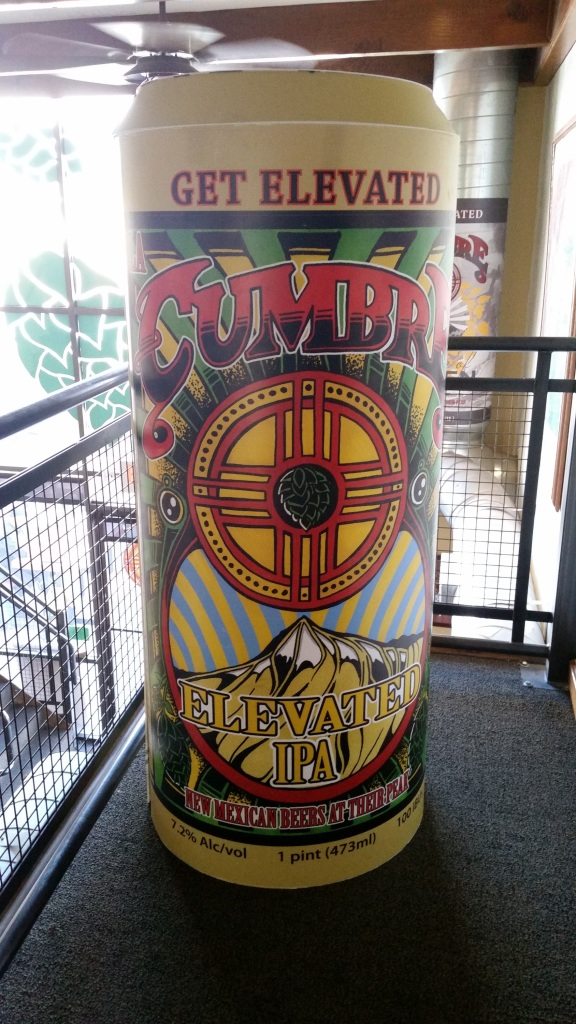 Normal-sized cans of Elevated can be found in Colorado and possibly other states soon.