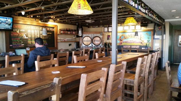 The changes to the taproom's interior have been welcome.