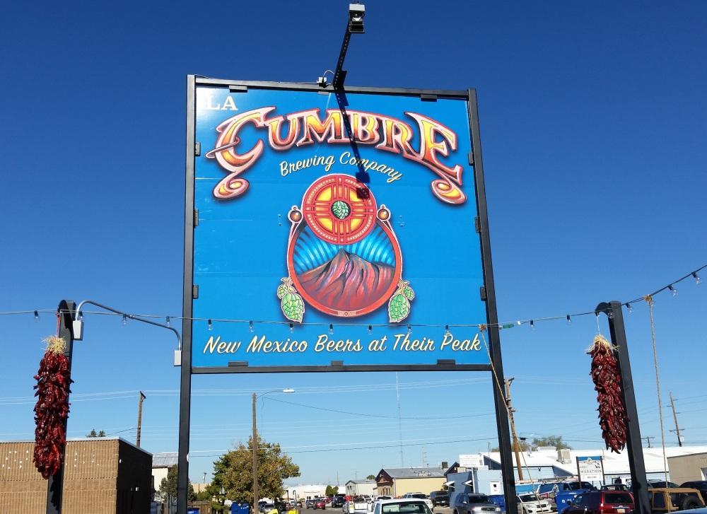 New sign, new challenges ahead for La Cumbre.