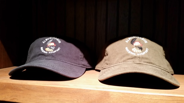 Hats to protect you from the bright lights of the merch cabinet!