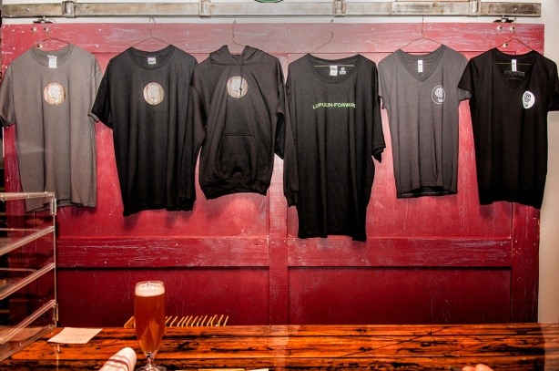The merch has just arrived at Rowley Farmhouse Ales.