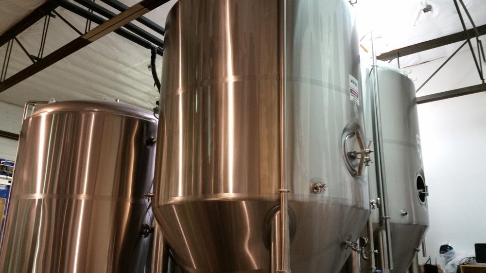 All the new fermenters will be kept plenty full in 2017.