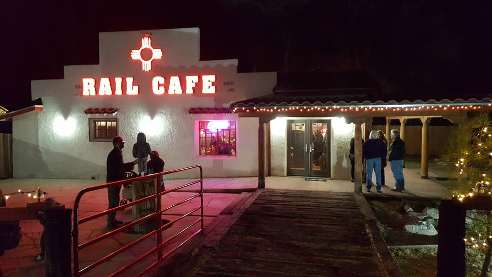 The Rail Cafe in Belen is home to the new Hub City Brewing. (Courtesy of Hub City)